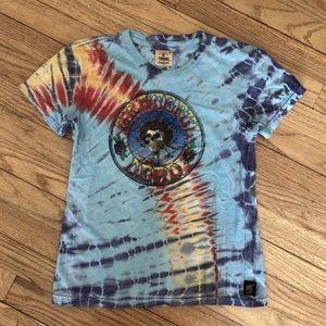 Trunk Ltd Grateful Dead tye dye tee size M